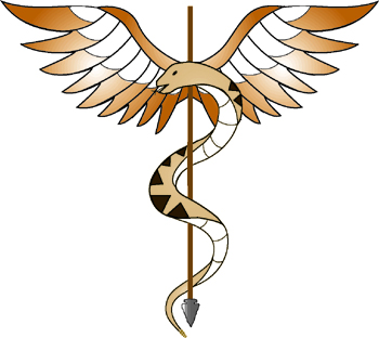 caduceus logo copyrighted